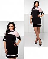 Универсальное свободное платье 50,52,54,56, фото 1
