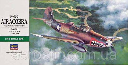 P-400 AIRACOBRA 1/48  Hasegawa JT92