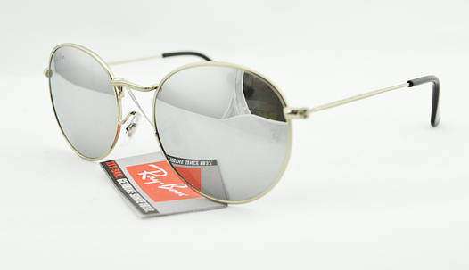 Солнцезащитные очки Ray Ban Round 3448 019-30 поляризационные