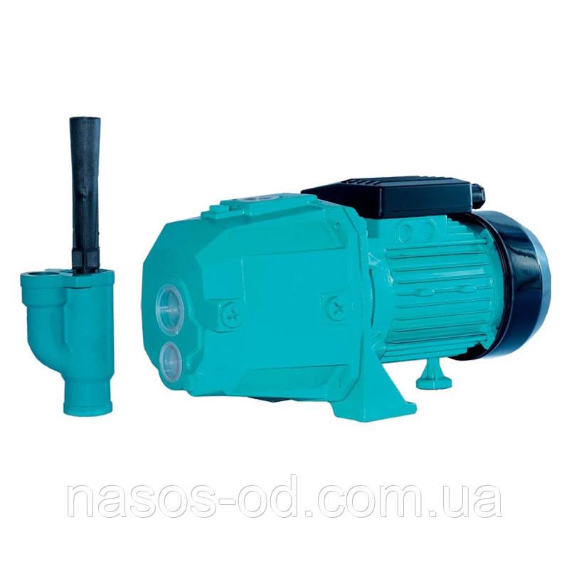 Насос центробежный поверхностный Euroaqua DP355 с внешним эжектором для воды 0.75кВт Hmax38м Qmax41л/мин