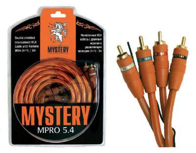 Кабель межблочный Mystery MPRO 5.4(5m)
