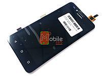 Модуль для Huawei Y3 II 2016 (LUA-L21) Дисплей + тачскрин, версия 4G, черный