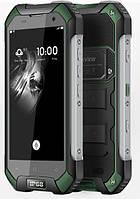 Смартфон ORIGINAL Blackview BV6000S Black-green Гарантия 1 Год!