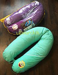 Подушка для кормления ребенка IDEA 30х170 см