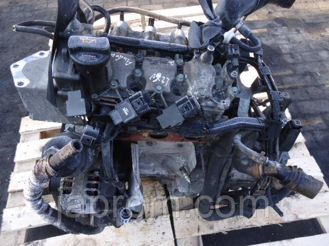 Мотор (Двигун) Seat Ibiza Skoda Fabia VWPolo Fox 1.2 6v BMD