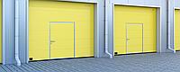 Промислові секційні ворота ISD01 DoorHan, фото 1