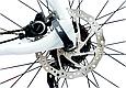 """Горный велосипед WINNER GLADIATOR 29"""" 18""""Серо-зеленый 2018, фото 8"""