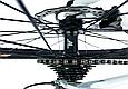 """Горный велосипед WINNER GLADIATOR 29"""" 18""""Серо-зеленый 2018, фото 10"""