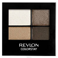 Revlon тени для век четырехцветные colorstay eye16 hour shadow quad, фото 1