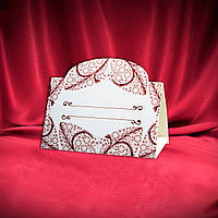 Рассадочная карточка Радика 50х85 мм (RM-31)