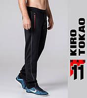 Kiro Tokao 10572 | Мужские брюки для спорта черные