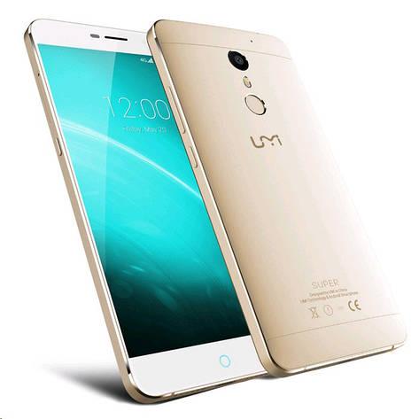 Смартфон UMi Super 4GB/32GB Gold Гарантия 1 Год!, фото 2