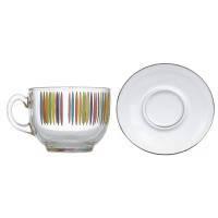 Сервиз LUMINARC EVOLUTION FIZZ, 6х220 мл для чая