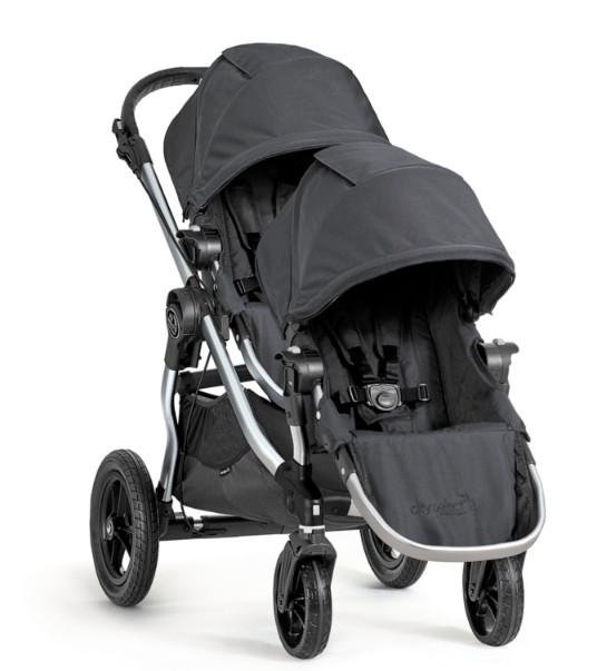 Коляска для двойни Baby Jogger City Select Duo