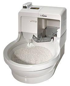 Автоматический туалет для кошек CatGenie 120