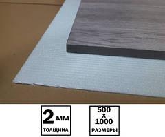 Подложка под ламинат листовая пенополистироловая, толщина 2 мм