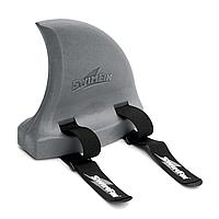 SwimFin плавник акулы, жилет для плаванья серый