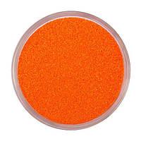 Цветной песок для песочной церемонии Kissul оранжевый