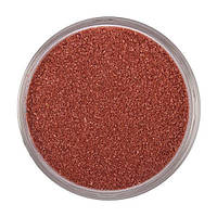 Цветной песок для песочной церемонии Kissul бордовый
