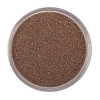 Цветной песок для песочной церемонии Kissul коричневый