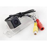 Камера заднего вида iDial CCD-145 Hyundai Elantra 3d, Accent NEW