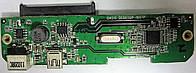 Плата HDD 2TB USB 2.0 3.5 WD Elements Desktop WDBAAU0020HBK 705078-001
