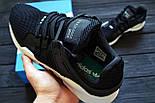 Чоловічі кросівки Adidas EQT ADV Support Black/White. Живе фото. Топ якість! (Репліка ААА+), фото 8