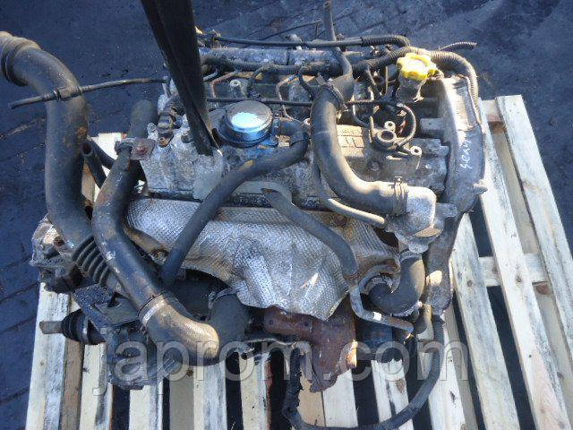 Мотор (Двигатель) LDV Maxus 2.5 CRD 2007r