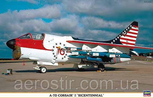 Vought A-7D Corsair II Bicentennial 1/48  Hasegawa 09876