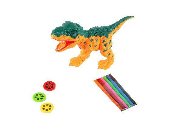 """Проектор """"Динозавр"""" 6617A"""