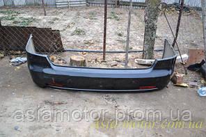 Бампер задний, черный б/у Geely FC 1068000018