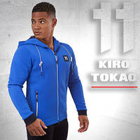 Kiro Tokao 137   Мужская спортивная толстовка электрик