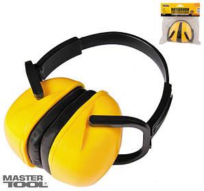 MasterTool  Наушники шумопонижающие с усиленной складной дужкой, Арт.: 82-0121