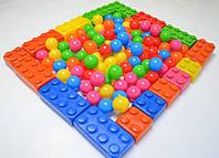 Шарики для сухого бассейна 8 см (мягкие). , фото 1