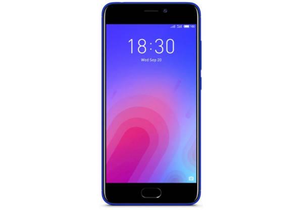 Meizu M6 2/16 GB Blue