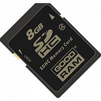 Карта памяти Goodram SDHC 8GB Class 4