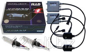 Комплект ксенонового света Infolight Expert PRO H7 4300K 35W
