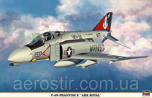 Mcdonnell Douglas F-4 E Ark Royal 1/48 Hasegawa 09878
