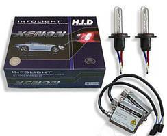 Комплект ксенонового света Infolight H7 4300K 35W