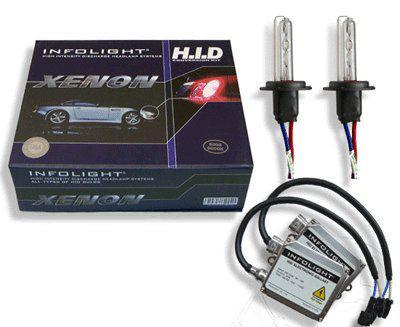Комплект ксенонового света Infolight H7 6000K 35W