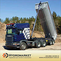 Необходимые компоненты гидравлики на тягач