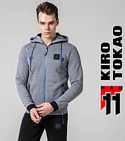 Kiro Tokao 137 | Толстовка спортивная меланж