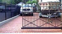 Автоматичні ворота в Києві та Київській області, доступна вартість на всі види робіт