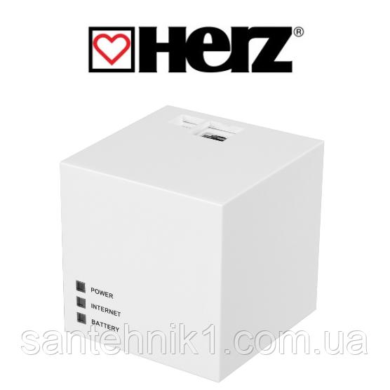 Коммуникационный модуль HERZ Cube+ для управления системой отопления через сеть Internet
