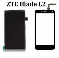 Cенсор + Дисплей для ZTE Blade L2