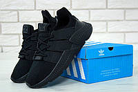 Мужские черные кроссовки Adidas Prophere, фото 1