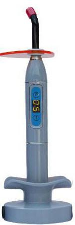 SDent SL-110 gray лампа беспроводная фотополимерная  NaviStom