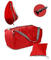 Спортивная сумка красная