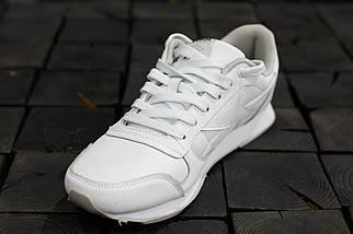 Кроссовки мужские Reebok Classic.Белые, фото 2