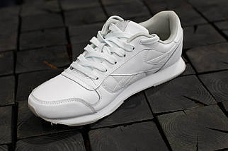 Кроссовки мужские Reebok Classic.Белые, фото 3